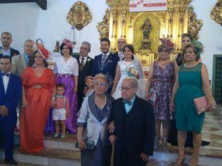 La boda de Lidia y David 3