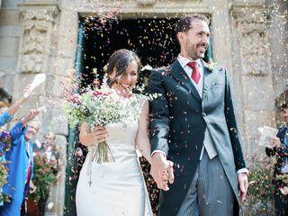 La boda de Anna y Ignacio