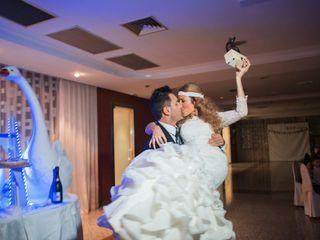 La boda de Pepa y Javi