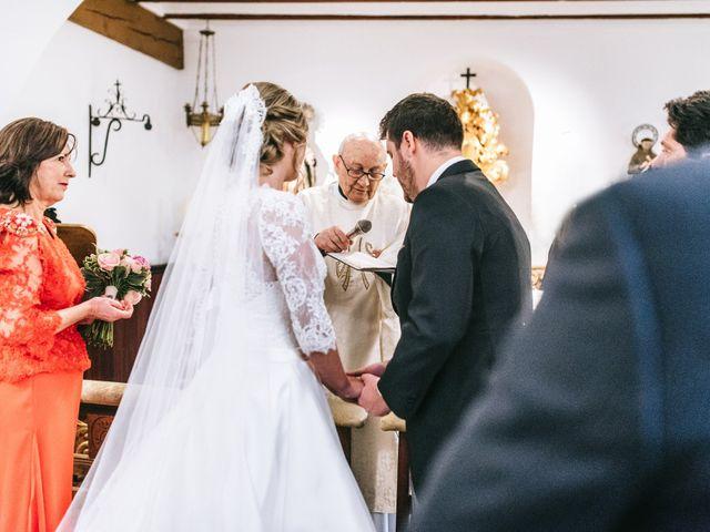La boda de Jorge y Beatriz en Rivas-vaciamadrid, Madrid 12
