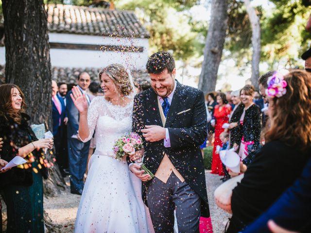 La boda de Jorge y Beatriz en Rivas-vaciamadrid, Madrid 15