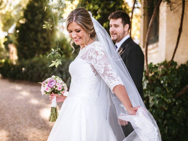La boda de Jorge y Beatriz en Rivas-vaciamadrid, Madrid 20