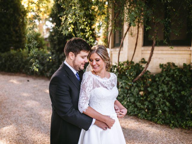 La boda de Jorge y Beatriz en Rivas-vaciamadrid, Madrid 23