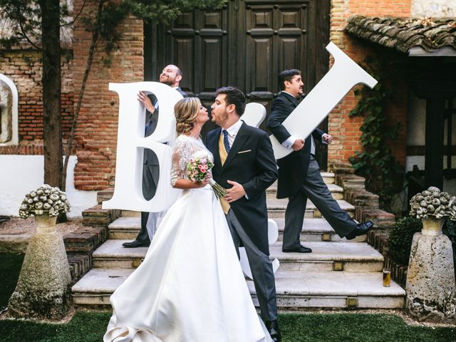 La boda de Jorge y Beatriz en Rivas-vaciamadrid, Madrid 30