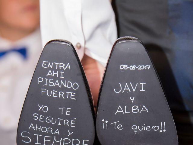 La boda de Javi y Alba en Ávila, Ávila 15