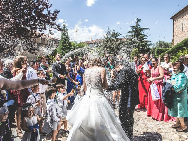 La boda de Javi y Alba en Ávila, Ávila 20