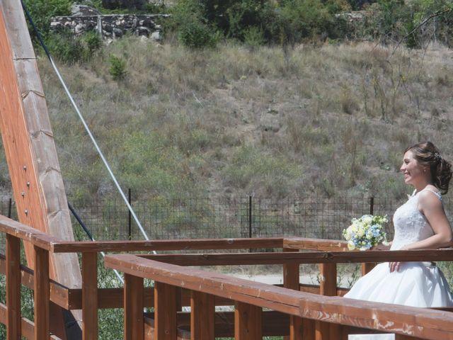La boda de Javi y Alba en Ávila, Ávila 23