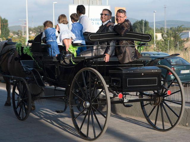 La boda de Matías y Juan en Requena, Valencia 11
