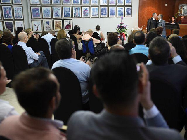 La boda de Matías y Juan en Requena, Valencia 16