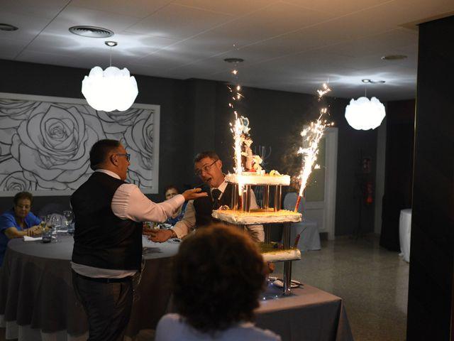La boda de Matías y Juan en Requena, Valencia 18