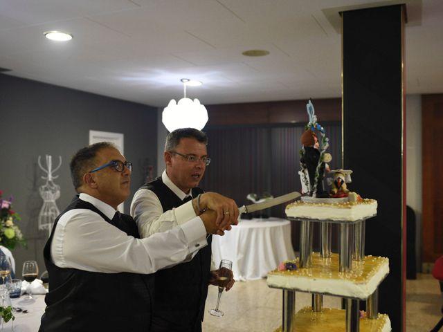 La boda de Matías y Juan en Requena, Valencia 19