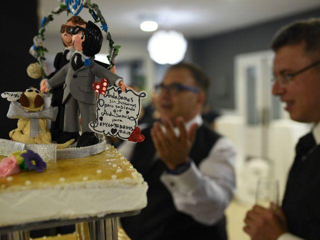 La boda de Matías y Juan en Requena, Valencia 20