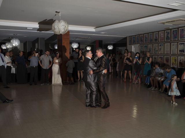 La boda de Matías y Juan en Requena, Valencia 23