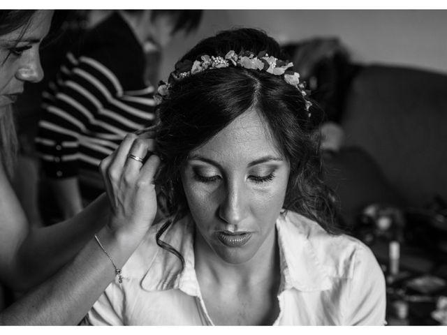 La boda de Javier y Leticia en Casarejos, Soria 4