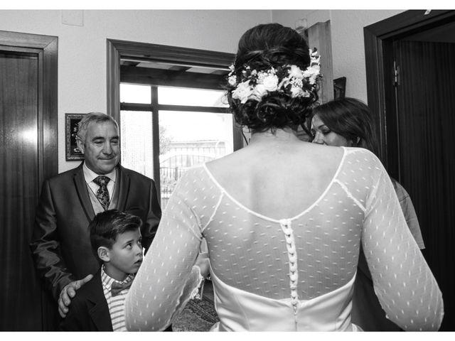La boda de Javier y Leticia en Casarejos, Soria 6