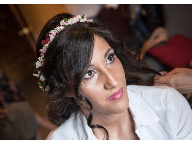 La boda de Javier y Leticia en Casarejos, Soria 7