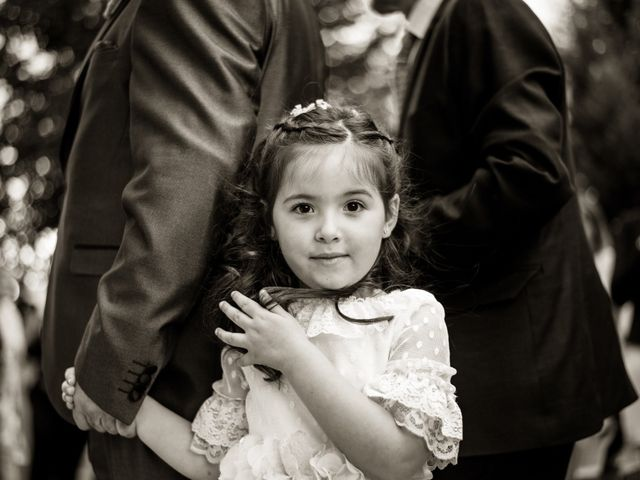 La boda de Javier y Leticia en Casarejos, Soria 1