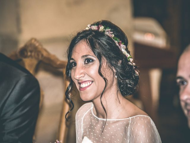 La boda de Javier y Leticia en Casarejos, Soria 18