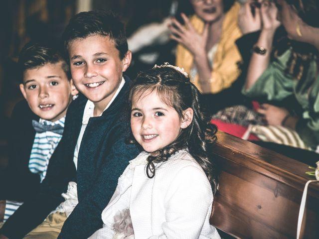 La boda de Javier y Leticia en Casarejos, Soria 19