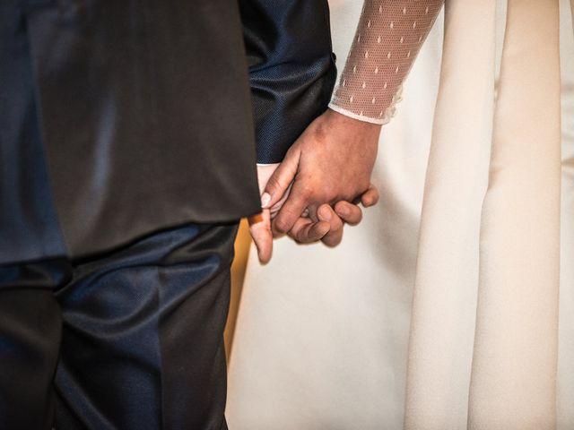 La boda de Javier y Leticia en Casarejos, Soria 21