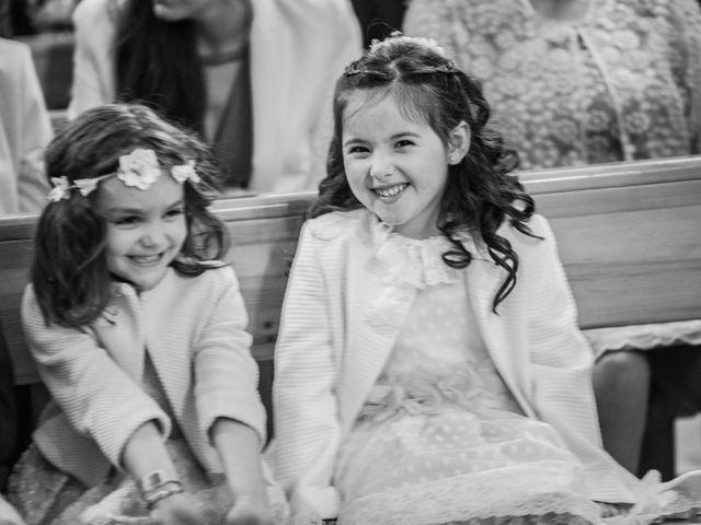 La boda de Javier y Leticia en Casarejos, Soria 22