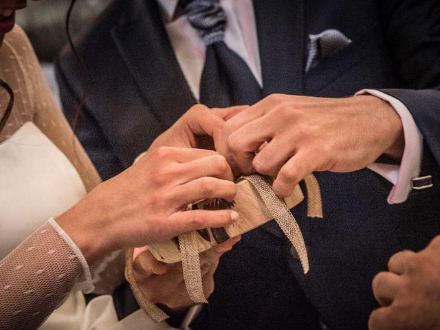 La boda de Javier y Leticia en Casarejos, Soria 24