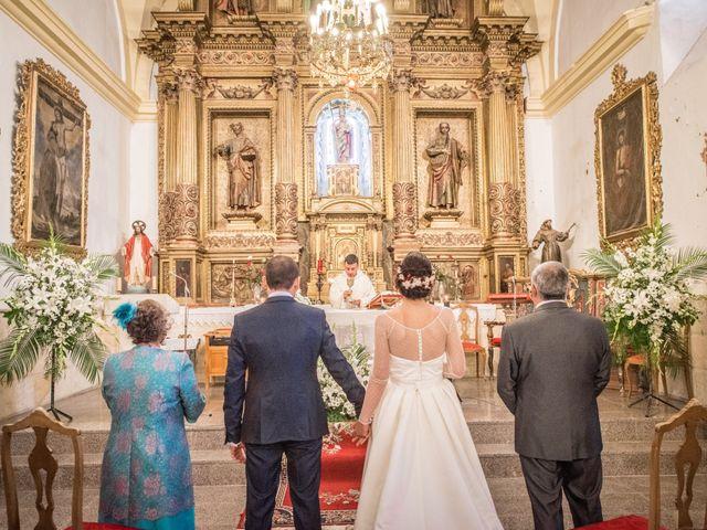 La boda de Javier y Leticia en Casarejos, Soria 27