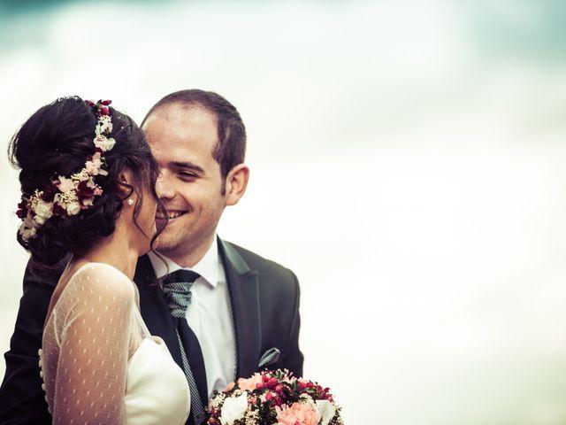 La boda de Javier y Leticia en Casarejos, Soria 2