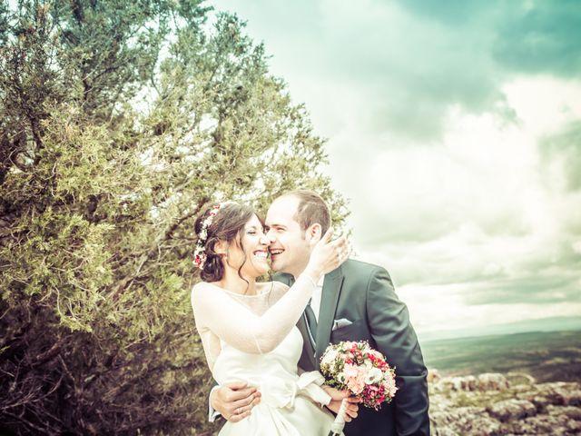 La boda de Javier y Leticia en Casarejos, Soria 29