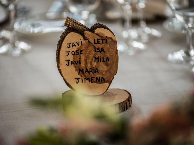 La boda de Javier y Leticia en Casarejos, Soria 30