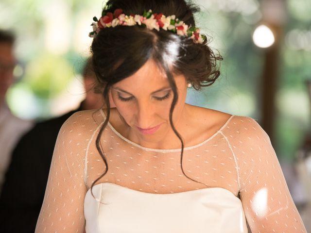 La boda de Javier y Leticia en Casarejos, Soria 31