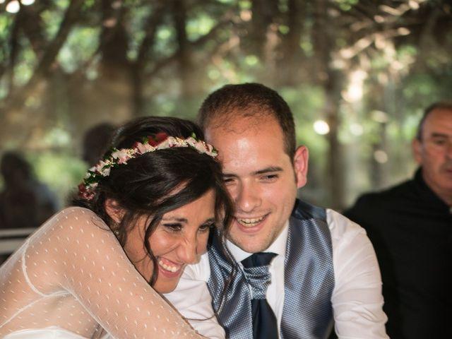 La boda de Javier y Leticia en Casarejos, Soria 32