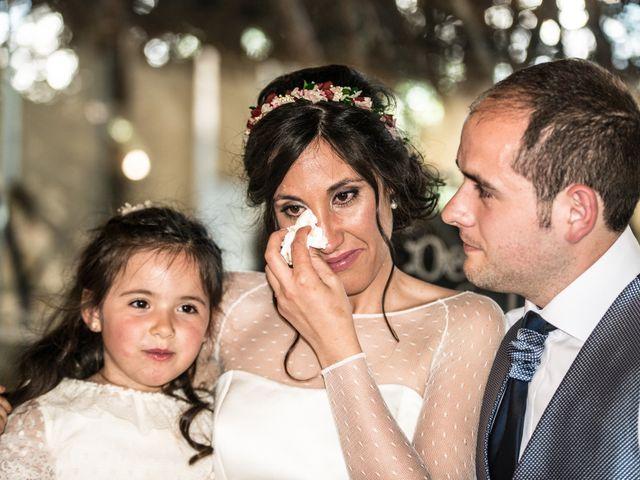 La boda de Javier y Leticia en Casarejos, Soria 34