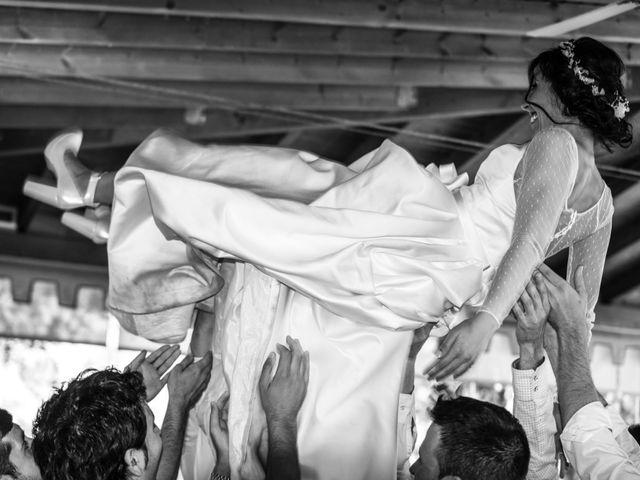 La boda de Javier y Leticia en Casarejos, Soria 35