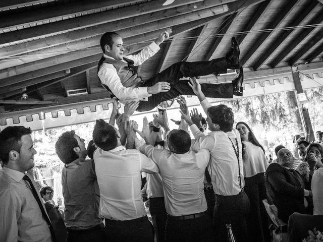 La boda de Javier y Leticia en Casarejos, Soria 38