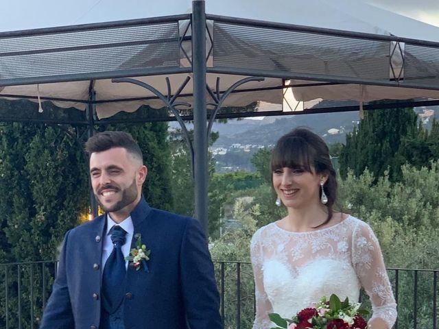 La boda de Oscar y Monica en Calp/calpe, Alicante 2