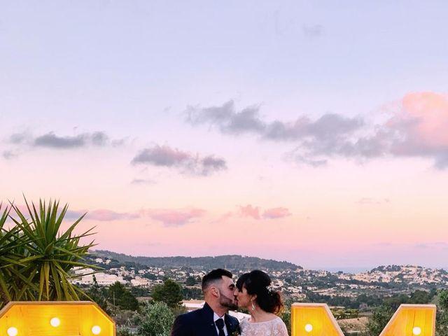 La boda de Oscar y Monica en Calp/calpe, Alicante 3