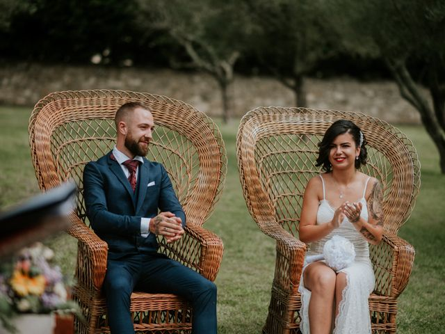 La boda de Niko y Nair en Vigo, Pontevedra 40