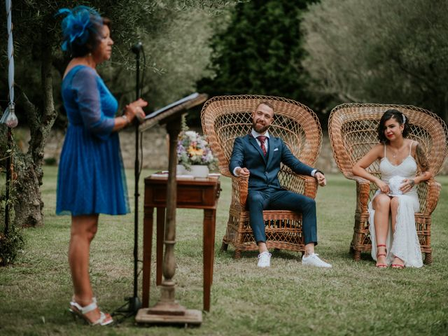 La boda de Niko y Nair en Vigo, Pontevedra 51