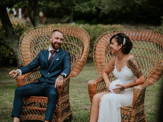 La boda de Niko y Nair en Vigo, Pontevedra 52