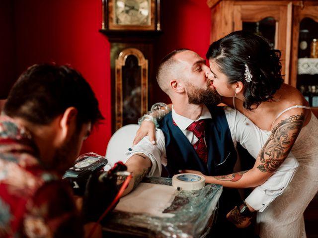 La boda de Niko y Nair en Vigo, Pontevedra 80