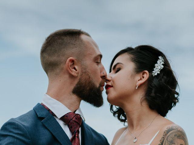 La boda de Nair y Niko