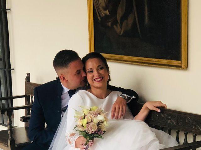 La boda de Carlos y Ana Belen