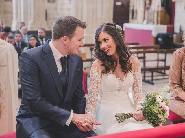 La boda de Michael y Sara en Jerez De La Frontera, Cádiz 20
