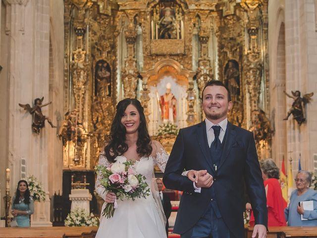 La boda de Michael y Sara en Jerez De La Frontera, Cádiz 21