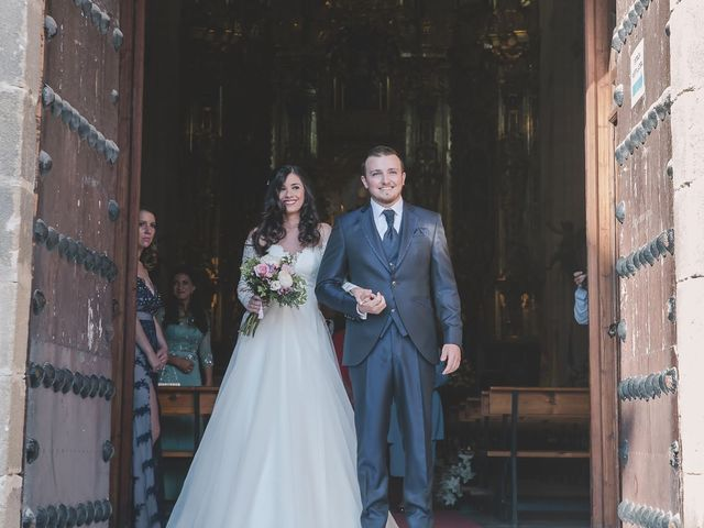 La boda de Michael y Sara en Jerez De La Frontera, Cádiz 22
