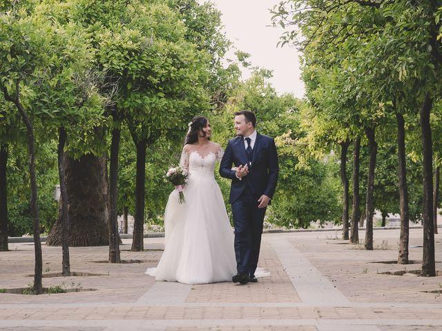 La boda de Michael y Sara en Jerez De La Frontera, Cádiz 29