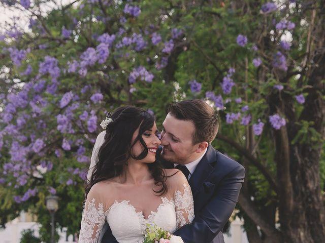 La boda de Michael y Sara en Jerez De La Frontera, Cádiz 1