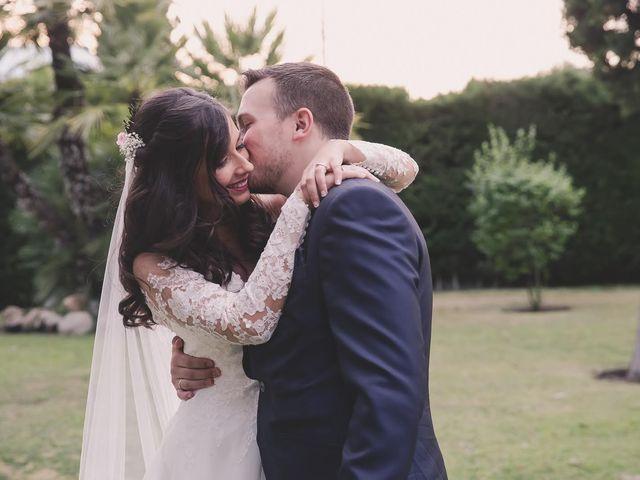 La boda de Sara y Michael