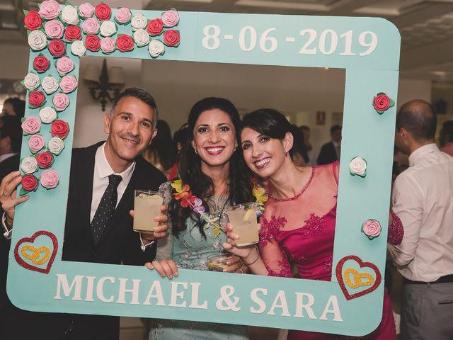 La boda de Michael y Sara en Jerez De La Frontera, Cádiz 39